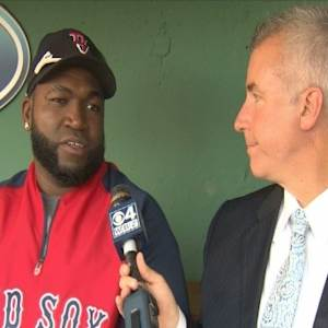 Sports Final: Dan Roche 1-on-1 With David Ortiz