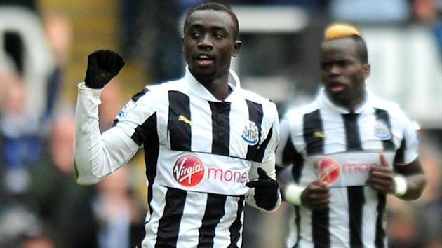 Papiss Cisse (PA Photos)
