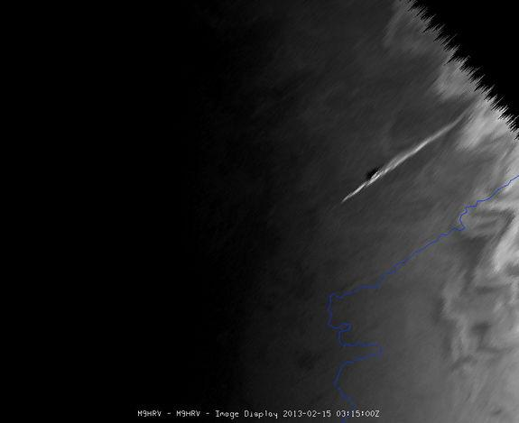 Russian Meteor Fallout: Military Satellite Data Should Be Shared