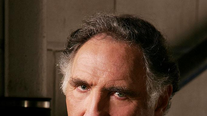 Judd Hirsch stars as Alan Eppes in Numb3rs on CBS.