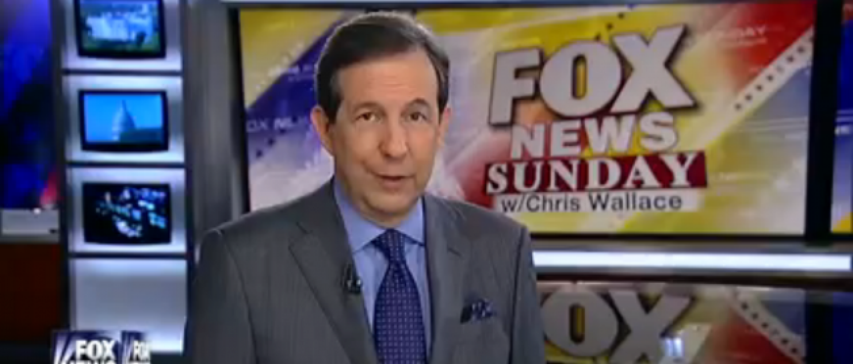 Chris Wallace Confronts Dem Congressman On Obama's Executive Actions: 'Is He Rewriting The Law?' [VIDEO]