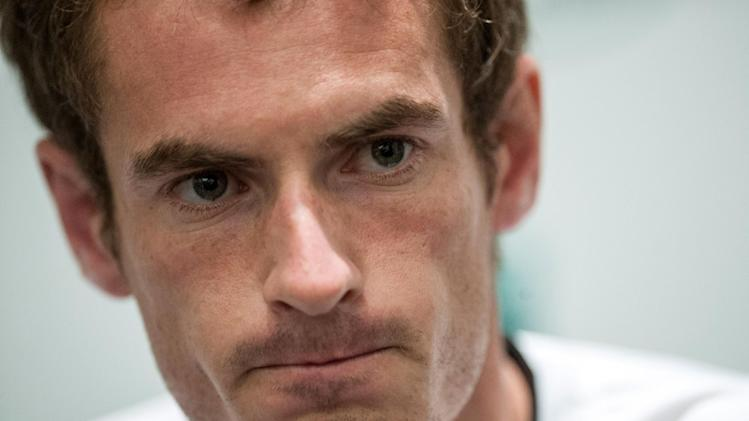 Tennis - Andy Murray File Photo