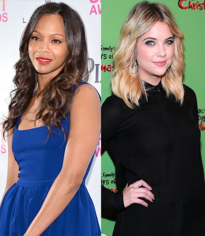 Zoe Saldana, Ashley Benson Offer Best New Year&#39;s Eve Hangover Remedies