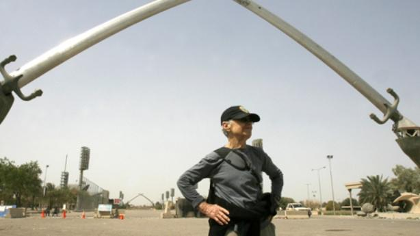 What It's Like to Be A Tourist in Baghdad
