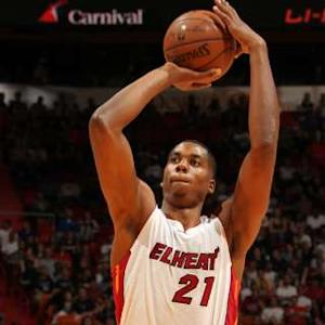 Whiteside's Big Night