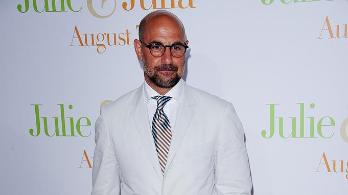 Julie and Julia NY Premiere 2009 stanley Tucci