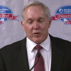 Poinsettia Bowl Week: Rocky Long Pregame Press Conference