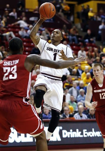 Arizona State downs Washington State 69-57
