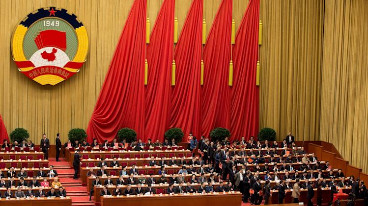 China appoints head of top political advisory body