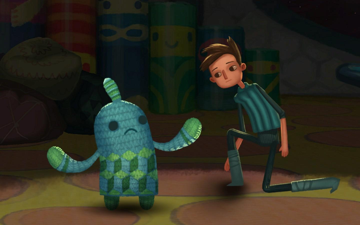 Broken Age Act 2 Coming April for PS4, PC, Vita, and More