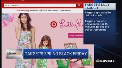 Target's designer mania now on eBay-at a premium