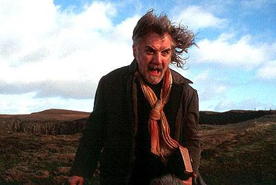Billy Connolly as The Scalper in Dreamworks' An Everlasting Piece
