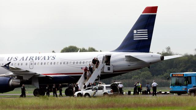 Police: Angry Ex-Girlfriend Triggered US Airways Bomb Hoax