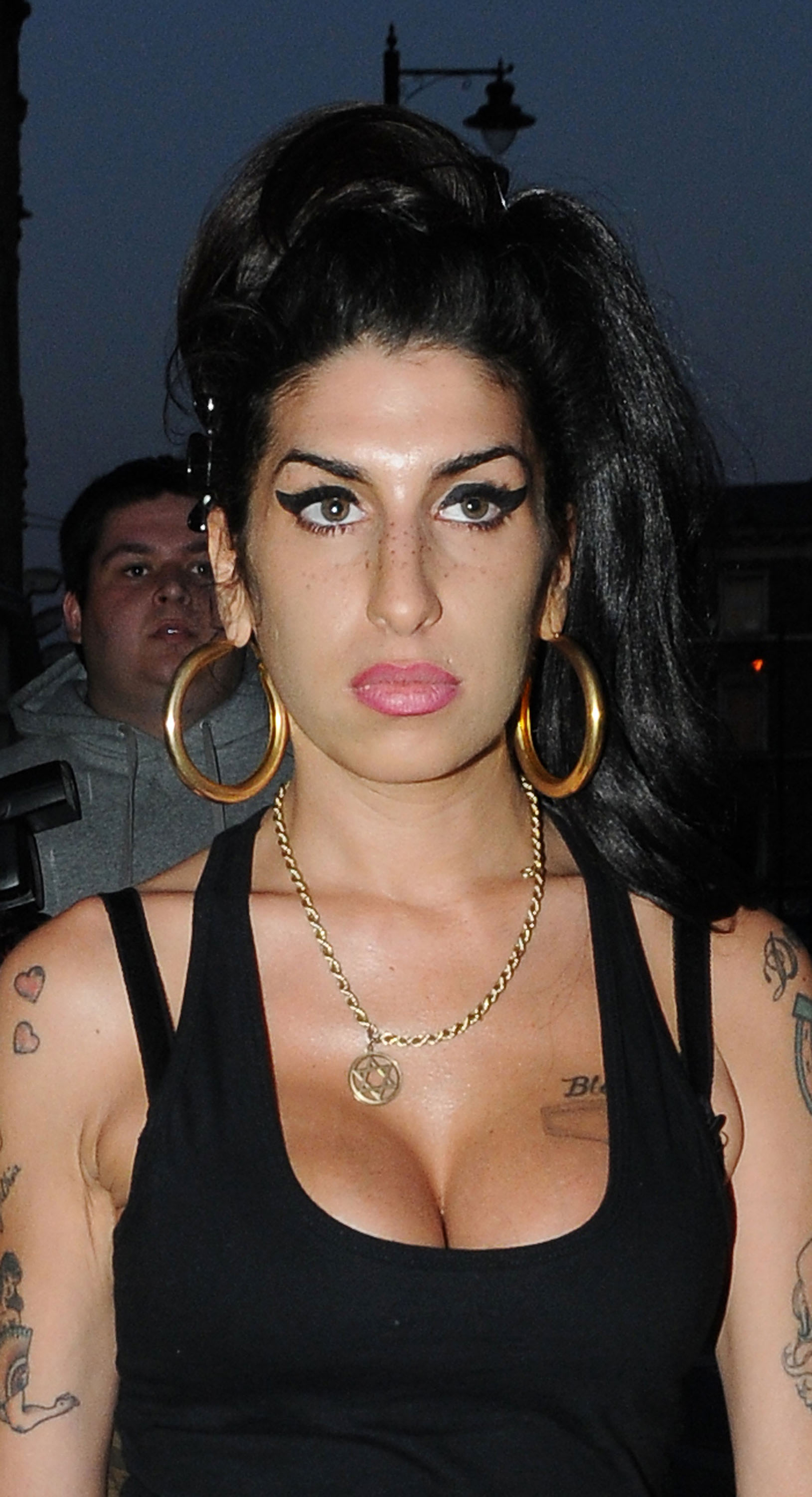 Amy Winehouse Alta kika