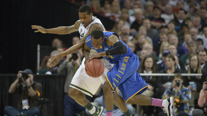 NCAA Basketball: NCAA Tournament-2nd Round-Michigan State vs Delaware
