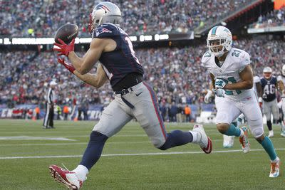 Julian Edelman injury update: Concussed WR uncertain to suit up for Patriots, fantasy owners