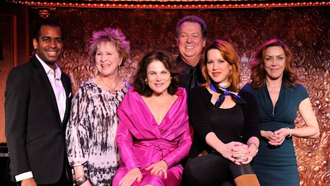 54 Below Presents: Molly Ringwald, Andrea McArdle, Eric Michael Gillet, Pamela Myers And Tovah Feldshuh Press Preview