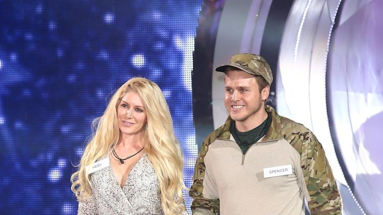 Celebrity Big Brother - Launch Night