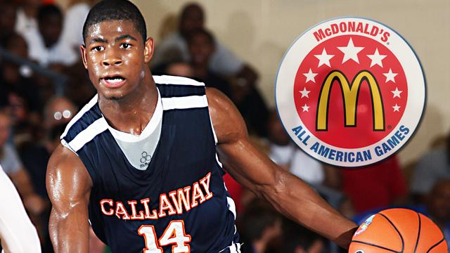 McDonald's All American 2015 Teams Announced