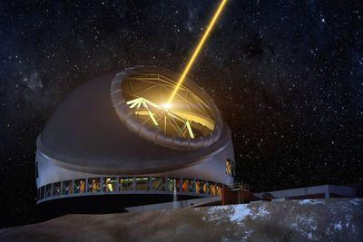 Construction of Hawaii's controversial Thirty Meter Telescope is cleared to proceed