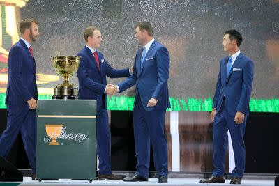 Presidents Cup 2015: Tee times, pairings and match schedule for Thursday