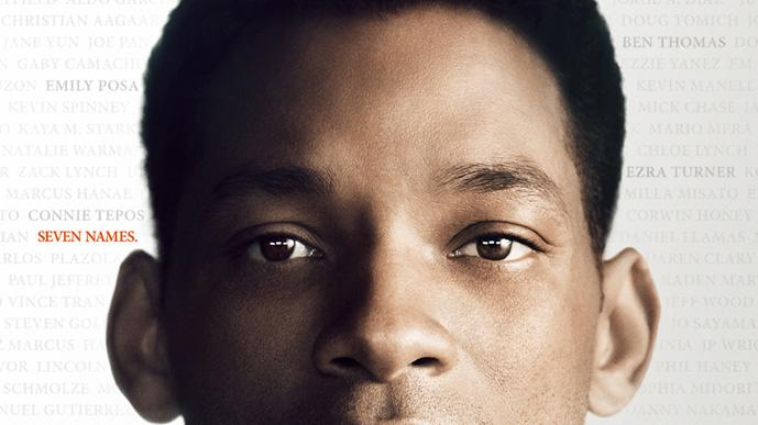 Will Smith Seven Pounds Poster Production Stills Columbia Pictures 2008