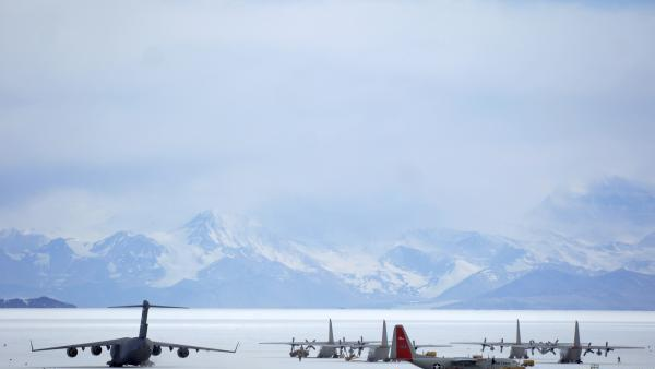 More Details Emerge on Antarctic Rescue Attempt
