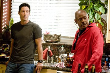 Keanu Reeves and Forest Whitaker in Fox Searchlight Pictures' Street Kings