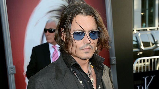 Johnny Depp is Grammys Bound!