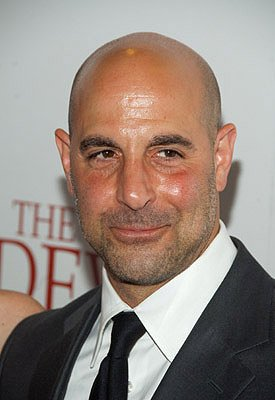 Stanley Tucci at the NY premiere of 20th Century Fox's The Devil Wears Prada