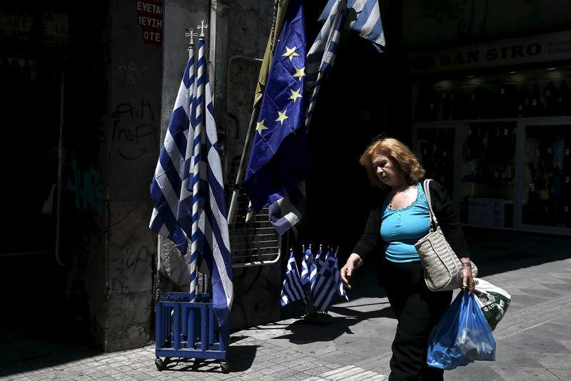 Greece open to compromise to seal deal this week: interior minister