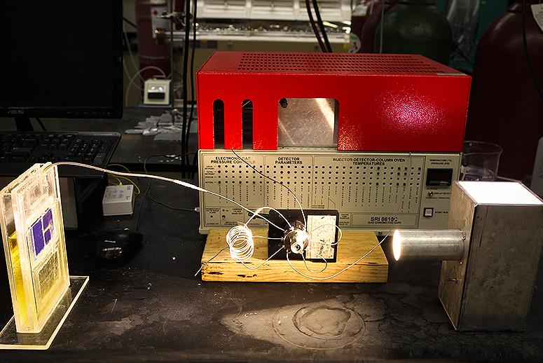 New Solar Device Removes Carbon Dioxide From the Atmosphere