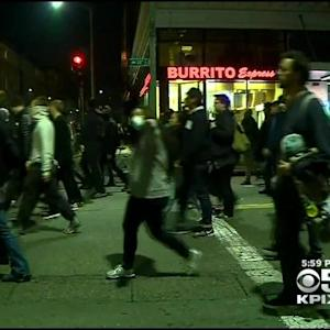 So Many Protests Hamper Oakland's Ability To Fight Crime