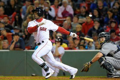 Say hey, baseball: It's time the Red Sox promoted RusneyCastillo