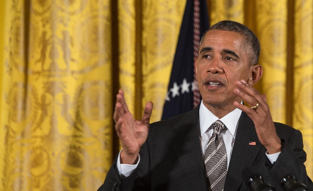 Nobel prize a tribute to 'courage' of Tunisian people: Obama