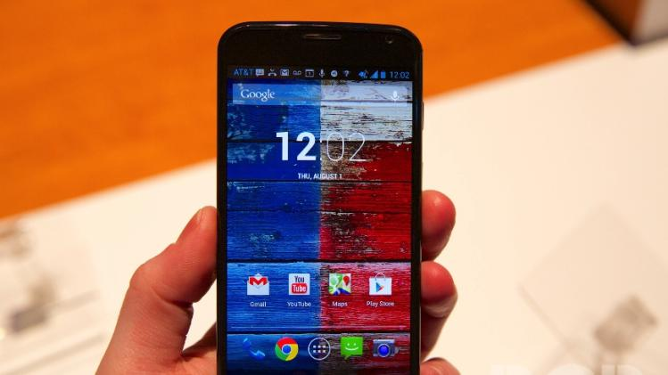 Google's $500 million Moto X marketing splurge looks like a dud