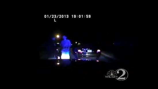 Raw video: Deputy knocked to ground during arrest