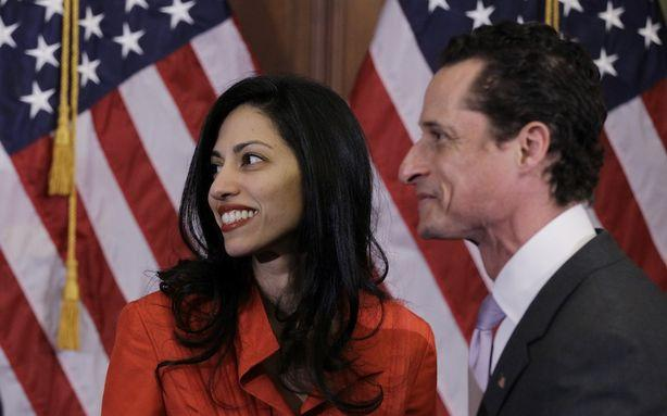 Anthony Weiner May Think He's Closer Friends with the Clintons Than They Do