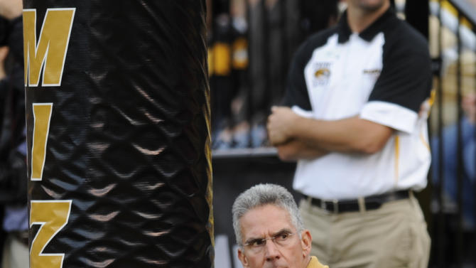 Missouri AD Mike Alden grateful, regretful in stepping down