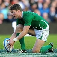 Ronan O'Gara believes Ireland's peformance against New Zealand is a sign they are returning to normal