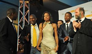 British actress Naomie Harris, who plays the role of…