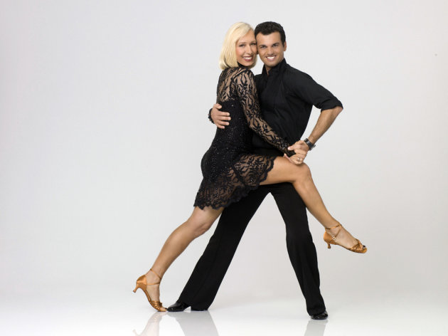 Martina Navratilova teams with professional dancer Tony Dovolani on Season 14 of &quot;Dancing With the Stars.&quot; 