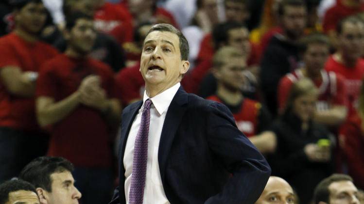 NCAA Basketball: Florida State at Maryland