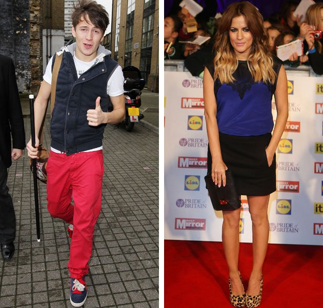 District3, Micky, Caroline Flack