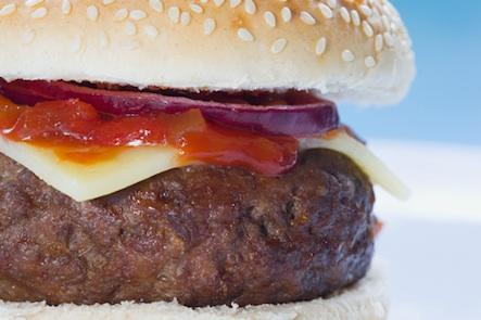 Most people think meat dishes, like a burger, contain more protein than any other food group. This isn't true.