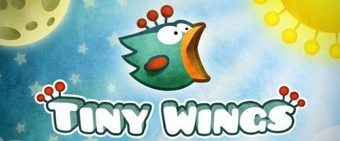 Test : Tiny Wings HD