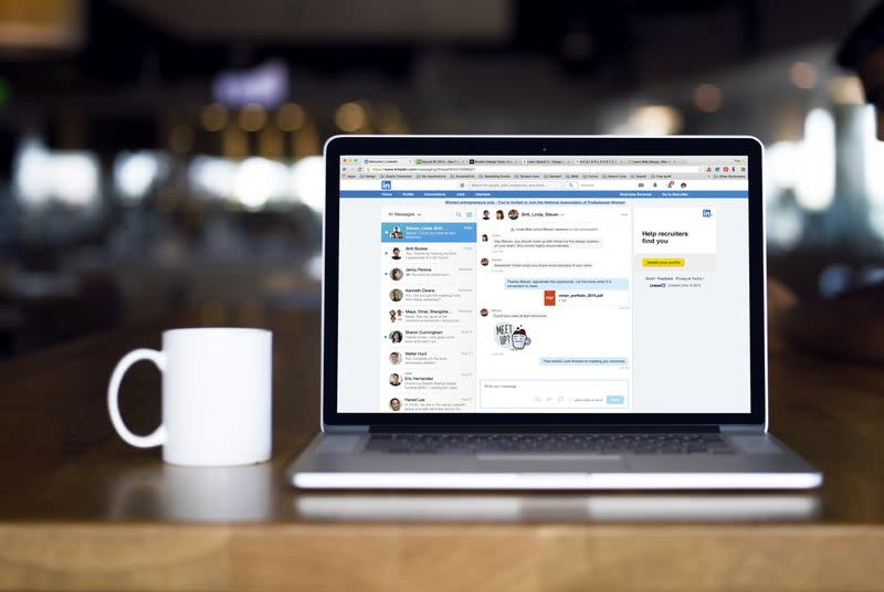 LinkedIn gives its messenger a much-needed overhaul