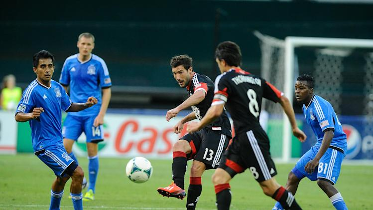 MLS: San Jose Earthquakes at D.C. United
