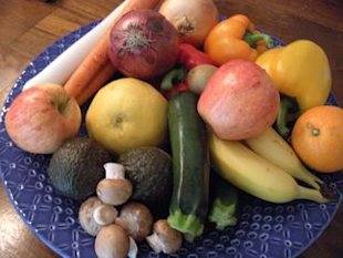 Fruit and vegetables 009