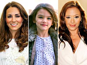 "Suri Cruise, 7, Called ""a Little Brat,"" Leah Remini Thought ""A Lot"" Before Leaving Scientology: Top 5 Stories"